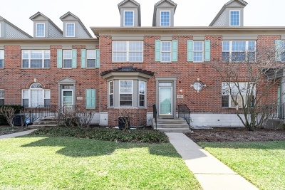 Glenview Condo/Townhouse For Sale: 1857 Westleigh Drive