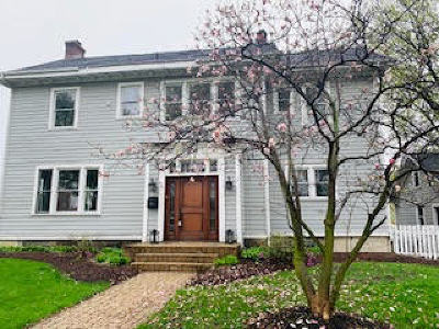 Hinsdale Single Family Home For Sale: 305 South Garfield Street