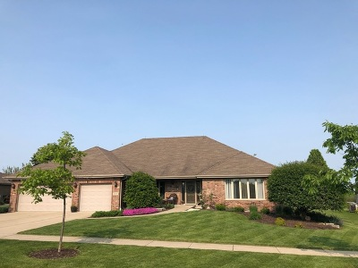 Frankfort Single Family Home For Sale: 22417 Autumn Drive
