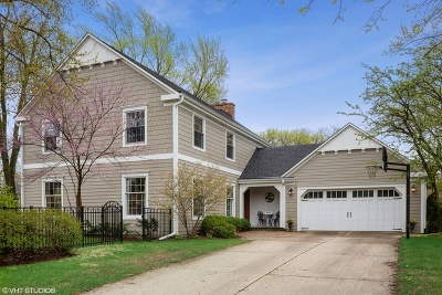 Hinsdale Single Family Home For Sale: 901 South Bruner Street