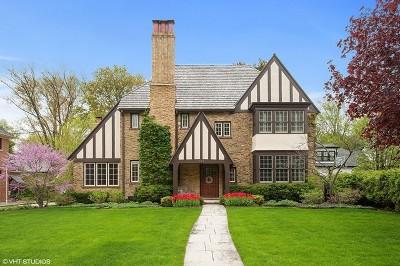 Kenilworth Single Family Home For Sale: 132 Abingdon Avenue