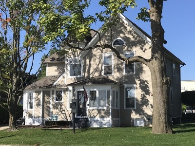 Barrington Single Family Home For Sale: 118 Applebee Street