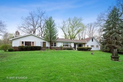 Barrington Hills Single Family Home For Sale: 20 Royal Way
