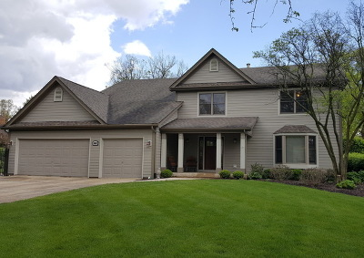 Burr Ridge Single Family Home For Sale: 8495 Dolfor Cove