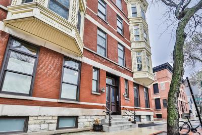Condo/Townhouse For Sale: 1742 North North Park Avenue #1N