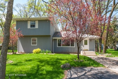 McHenry Single Family Home For Sale: 2705 Russett Road