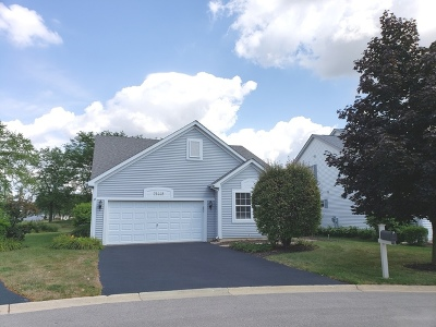 Plainfield Single Family Home For Sale: 21448 West Larch Drive