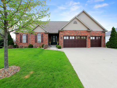 Single Family Home For Sale: 11 Caladonia Court