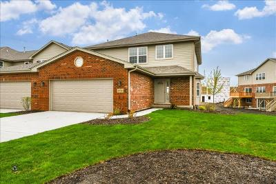 Tinley Park Condo/Townhouse For Sale: 19738 Sunset Court