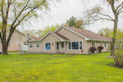 Alsip Single Family Home For Sale: 5000 West 120th Place
