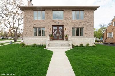 Glenview Single Family Home For Sale: 2236 Harrison Street