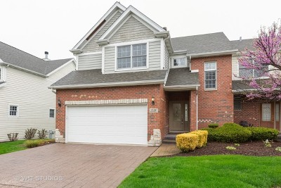 Crest Hill Condo/Townhouse For Sale: 2506 Reflections Drive