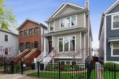 Single Family Home For Sale: 2425 North Campbell Avenue