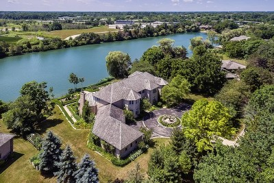 Lake Forest Single Family Home For Sale: 13675 Lucky Lake Drive