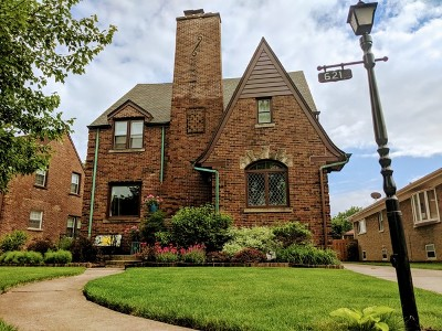 Riverside Single Family Home For Sale: 621 Uvedale Road