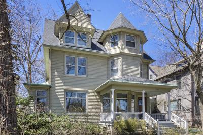 Evanston Single Family Home For Sale: 1130 Michigan Avenue