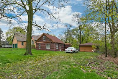 Warrenville Single Family Home For Sale: 3s721 Warren Avenue