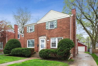 La Grange Single Family Home Price Change: 506 South 10th Avenue
