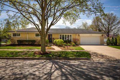 Elmhurst Single Family Home For Sale: 250 West Adams Street