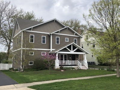 Downers Grove Single Family Home For Sale: 540 Davis Street
