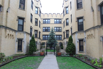 Condo/Townhouse For Sale: 6440 North Leavitt Street #3N