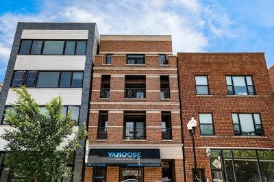 Condo/Townhouse For Sale: 4347 North Lincoln Avenue #4