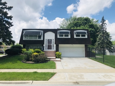 Tinley Park Single Family Home For Sale: 16150 76th Avenue