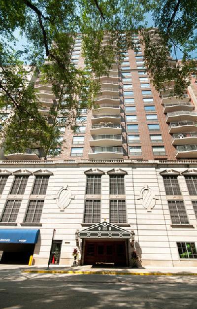 Condo/Townhouse For Sale: 1250 North Dearborn Street #16E