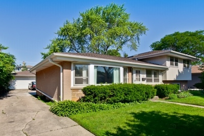 Glenview Single Family Home Price Change: 136 Crescent Drive