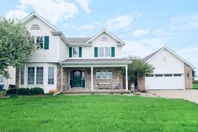 Minooka, Channahon Single Family Home For Sale: 700 O Toole Drive