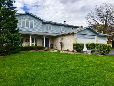 Orland Park Single Family Home For Sale: 7848 Braeloch Court
