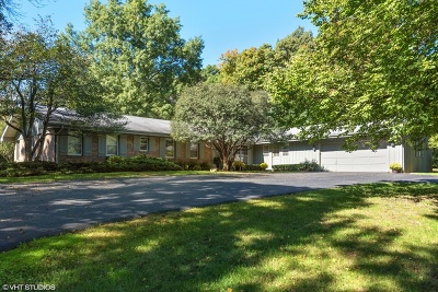 Lake Forest Single Family Home For Sale: 670 Tanglewood Court