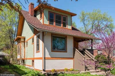 Riverside Single Family Home For Sale: 152 East Burlington Street