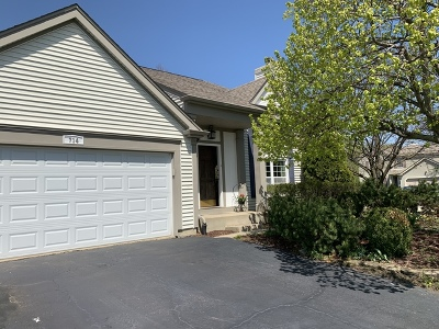 Lake Zurich Single Family Home For Sale: 714 Edelweiss Drive