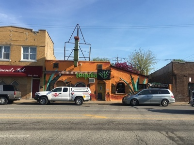 Cook County Commercial For Sale: 5728 South Archer Avenue