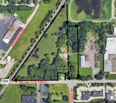 Crystal Lake Residential Lots & Land For Sale: Il Rt 176 Highway