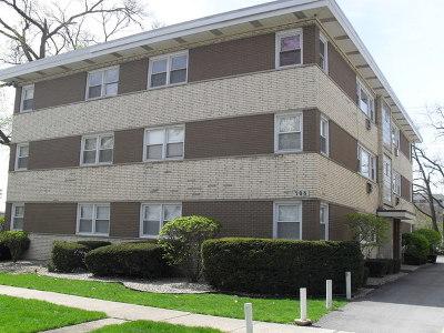 La Grange Park Condo/Townhouse Re-Activated: 308 Beach Avenue #3D