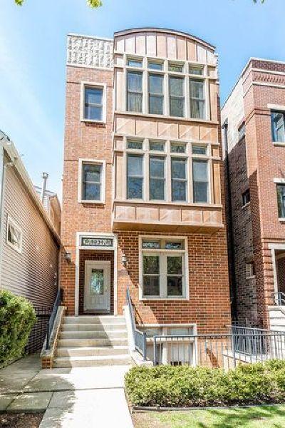 Condo/Townhouse For Sale: 3834 North Janssen Avenue #1