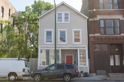 Multi Family Home For Sale: 2422 North Clybourn Avenue