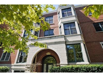 Condo/Townhouse For Sale: 1410 North Cleveland Avenue #1S