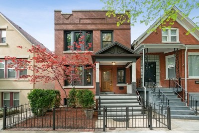 Single Family Home For Sale: 2136 West Thomas Street