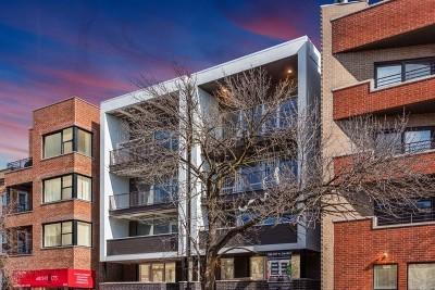 Condo/Townhouse For Sale: 927 North Damen Avenue #3