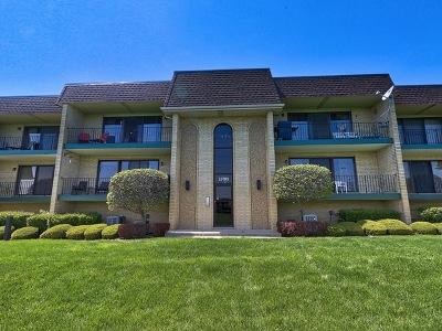 Orland Park Condo/Townhouse Price Change: 15703 South Sunset Ridge Court #1S