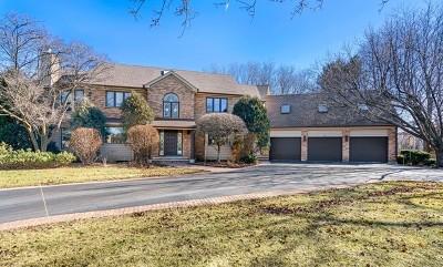 Highland Park Single Family Home For Sale: 15 Hemlock Lane