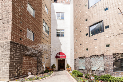 Condo/Townhouse For Sale: 40 East 9th Street #417