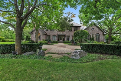 Lake Forest Single Family Home For Sale: 1181 Melody Road