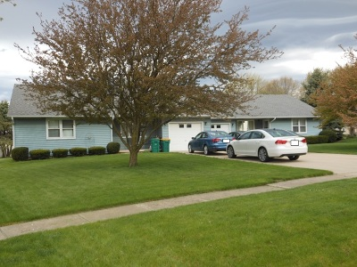 Maple Park Multi Family Home For Sale: 401 -403 Maple Avenue