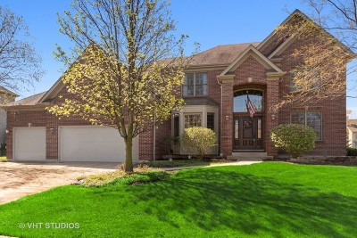 Batavia  Single Family Home For Sale: 630 Ekman Drive