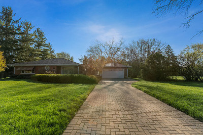 Geneva Single Family Home For Sale: 919 Meadows Road