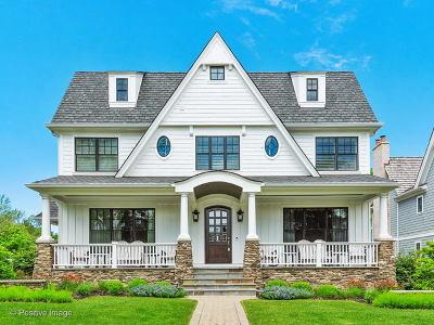 Glen Ellyn Single Family Home For Sale: 293 Taylor Avenue